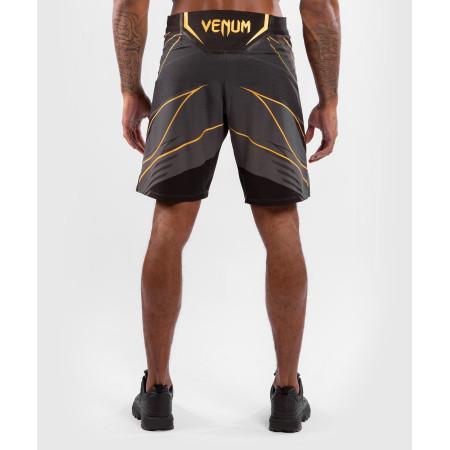 Venum UFC Шорты MMA Authentic Fight Night Long Fit Черно/Золотые