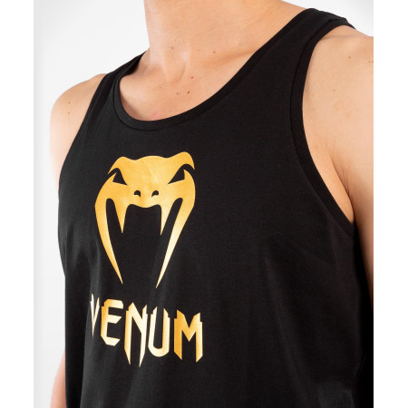 Venum Classic Tank Top Черно/Золотая