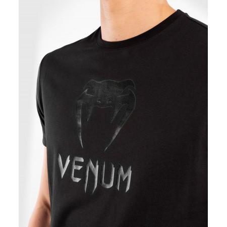 Venum Classic T-shirt Черная/Черная