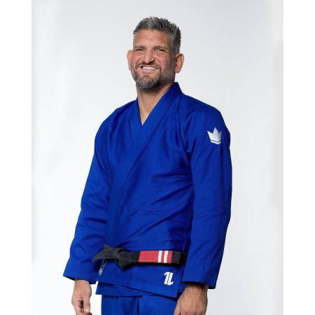 KiNGZ Kimono/Gi BJJ The One Синие