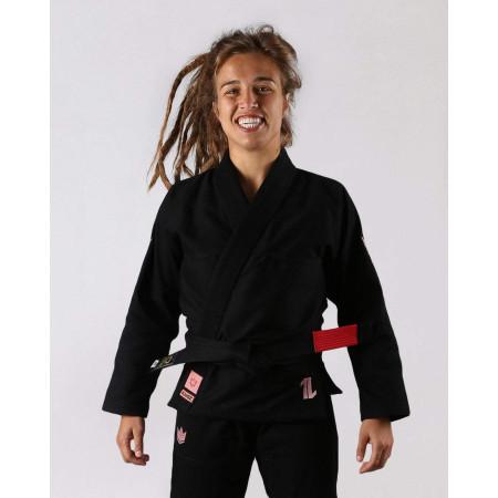 KiNGZ Kimono/Gi BJJ Женское The One Черное
