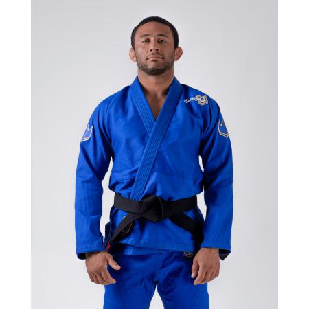 KiNGZ Kimono/Gi BJJ Nano 2.0 Синие