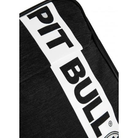 Pit Bull Сумка на ремне Hilltop Черно/Белая