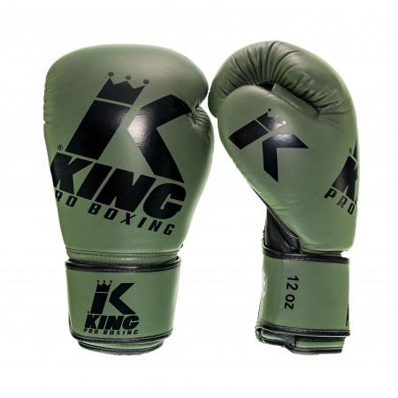 Перчатки боксерские King Pro Boxing BG Platinum 3