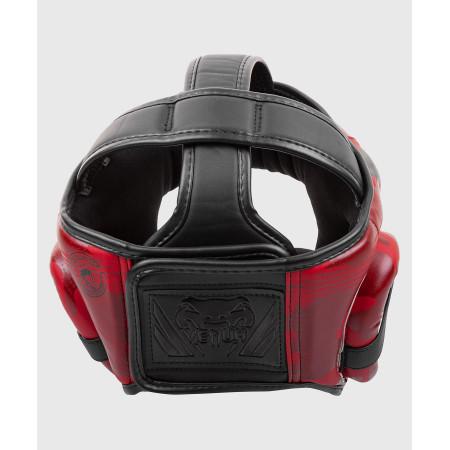 Venum Шлем Боксерский Elite Красный Camo