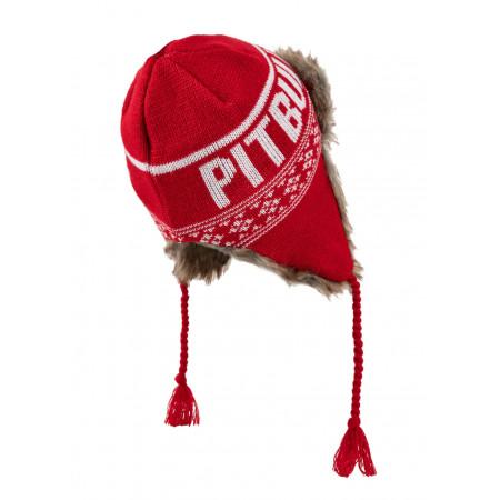 Шапка Зимняя Pit Bull Mission Bay Красная