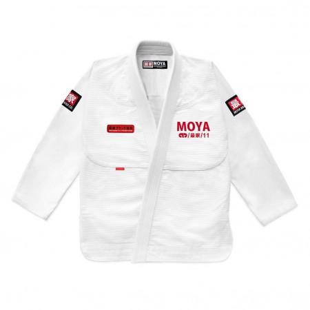 Кимоно для джиу-джитсу  Moya Brand Reventor Белое