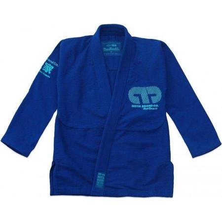 Кимоно для джиу-джитсу  Moya Brand Standard Issue Синие