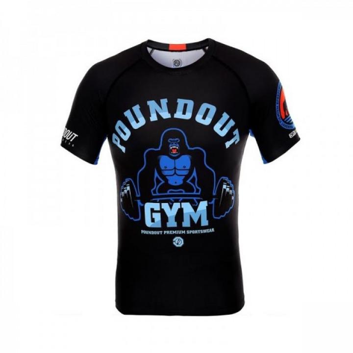 Poundout Рашгард  Gym Kong