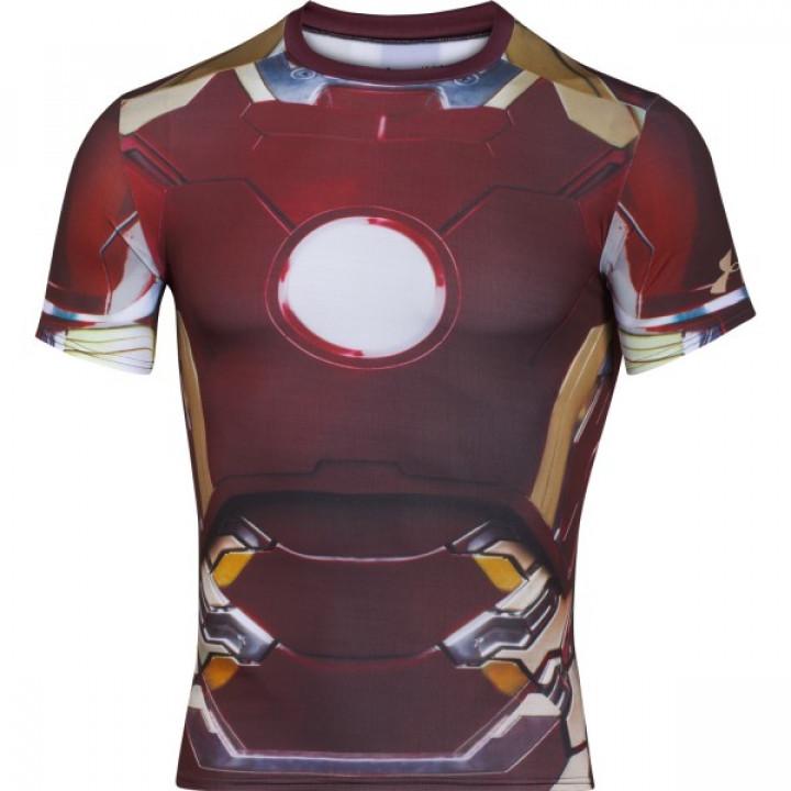 Under Armour Alter Ego Compression Iron Man Fullsuit