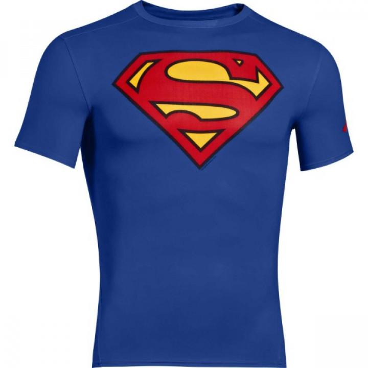 Under Armour Alter Ego Compression Shortsleeve Superman