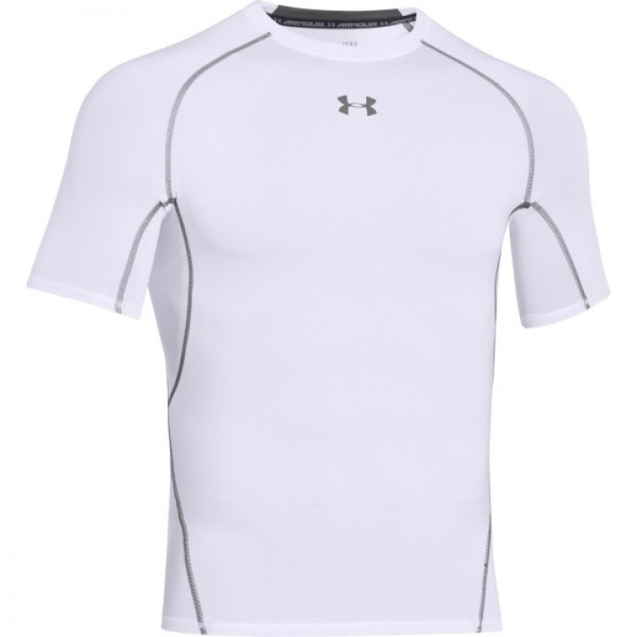 Under Armour HeatGear Armour Shortsleeve Белый